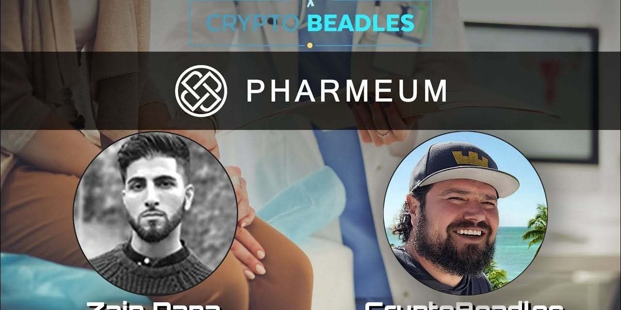 ⎮Pharmeum⎮Blockchain and Crypto uses in the Medical field