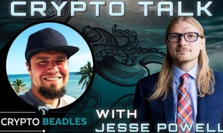 ⎮Kraken⎮A Voice For The People in Crypto and Blockchain⎮Jesse Powell⎮ Part 1
