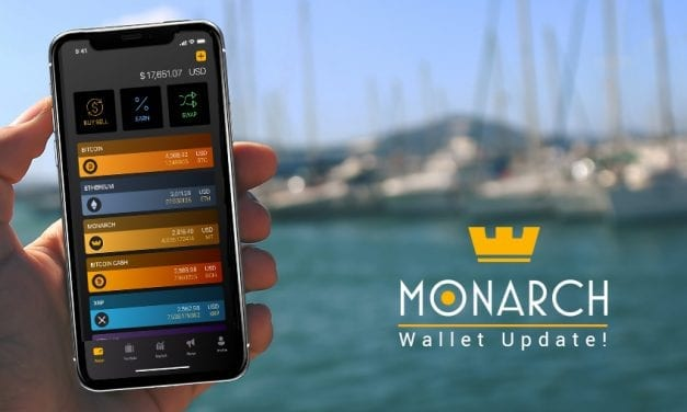 Monarch Wallet Android & iOS Updates Bring SLP Support, Universal KYC & More!