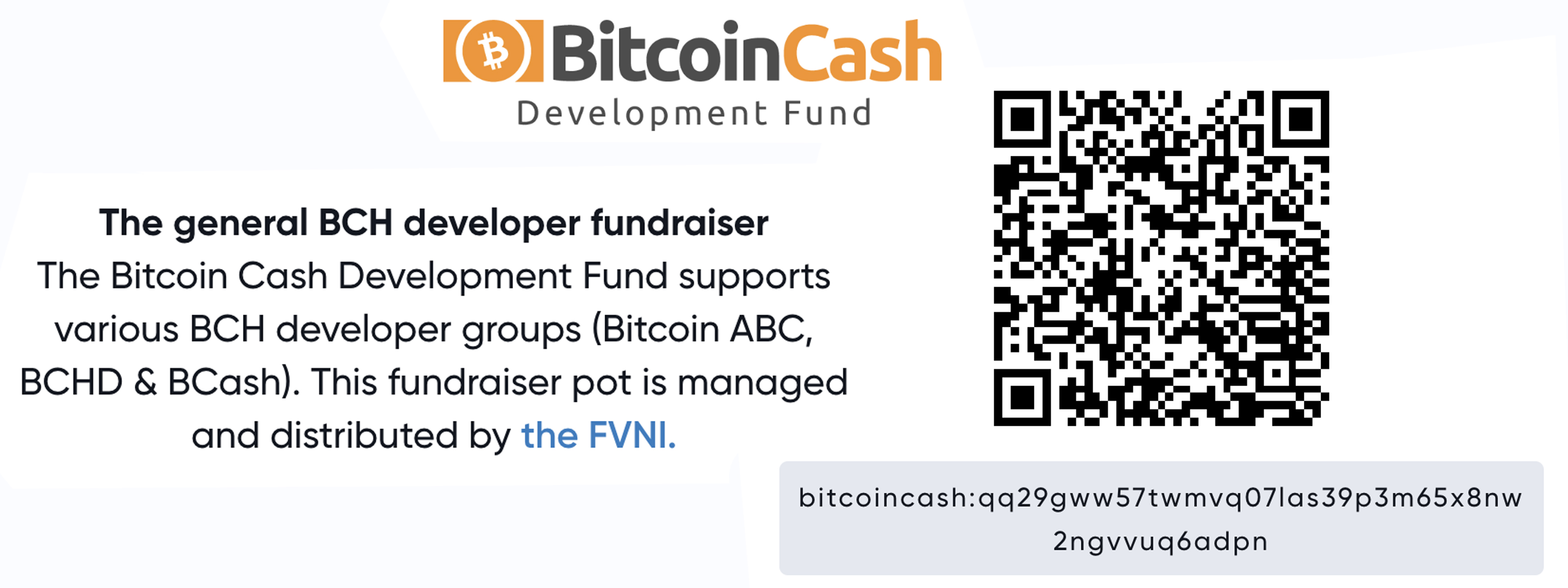 BCH Development Fund Doubles Its Goal After a Successful Month