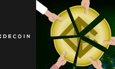 PR: Decoin Exchange Launches Unique Revenue Sharing Protocol