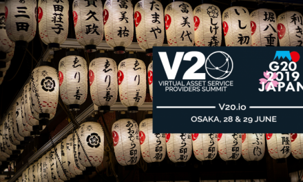 PR: New FATF Rules See VASP Industry Convene for V20 Summit