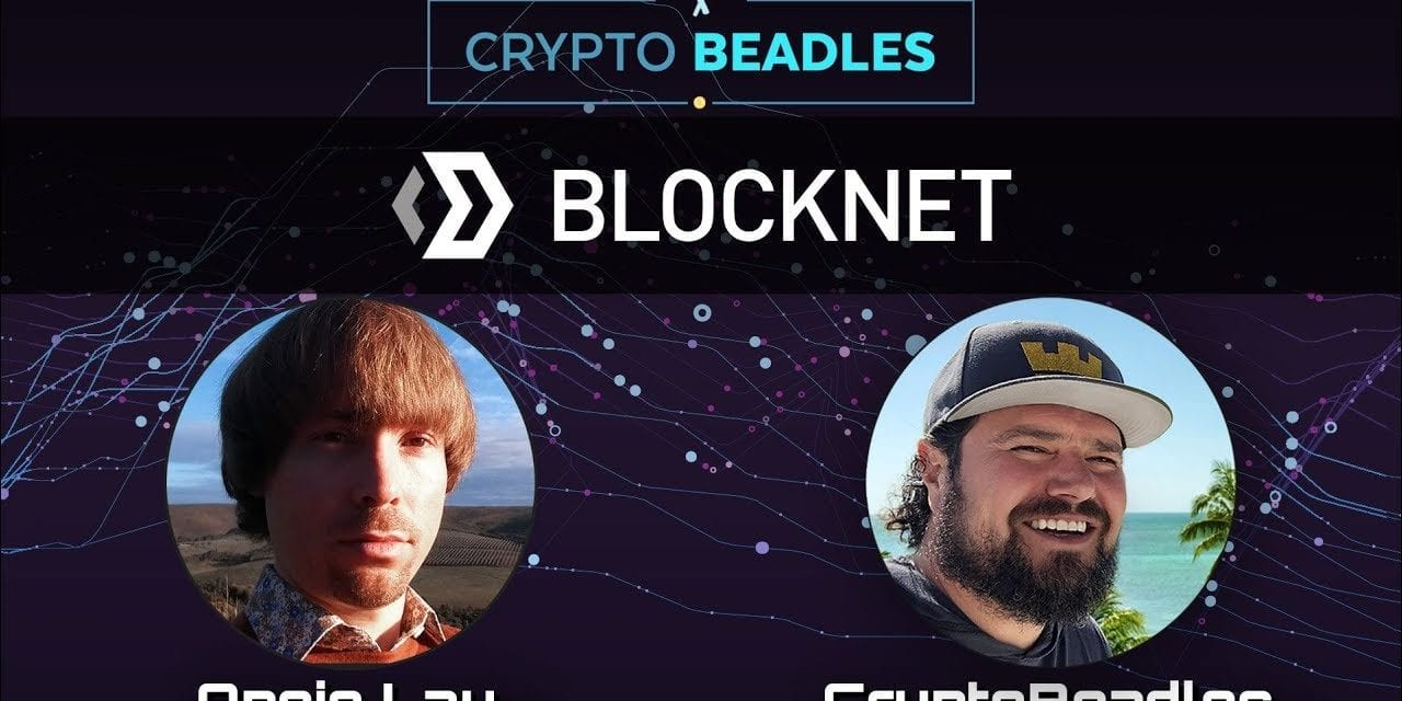 ⎮Blocknet⎮Blockchain⎮Crypto⎮The Internet Of Blockchains