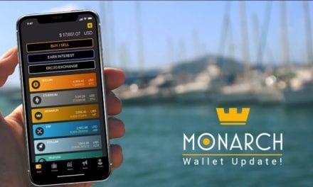 PR: Monarch Wallet Updates Bring SLP Support