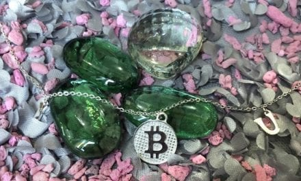 Peaceful Warrior Lets You Buy Jewelry With Bitcoin Cash