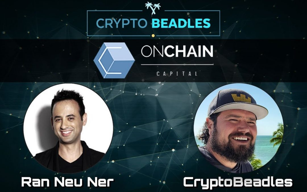 Ran Neu-Ner AKA CryptoMan Ran talks Onchain Capital and almost crashing his helicopter