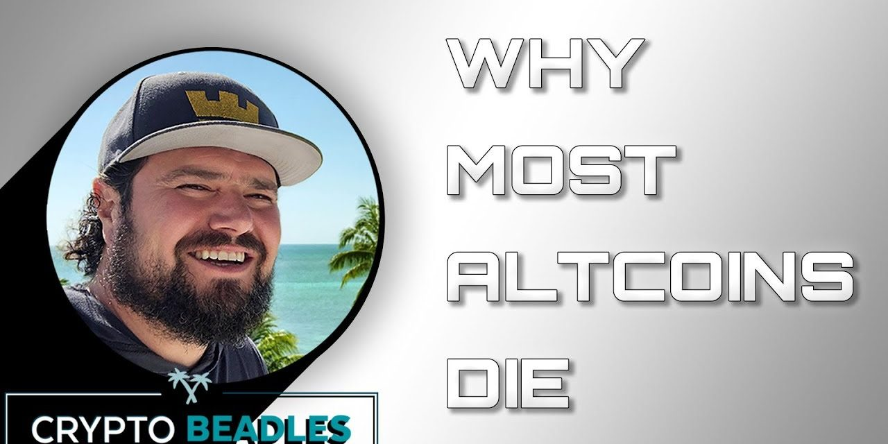Why MOST Altcoins Die ⎮Bitcoin ⎮Crypto ⎮