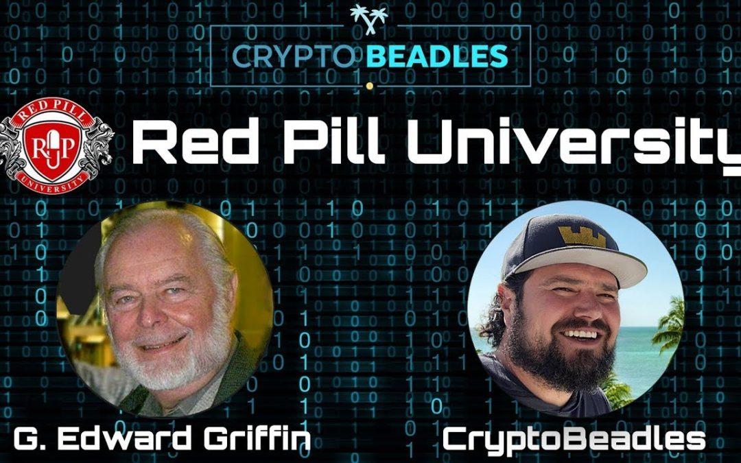 G Edward Griffin Red Pills us on Crypto, Cancer, Chemtrails and more