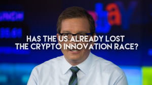 """Fund Manager Says the United States """"Has Already Lost"""" Crypto Innovation Rally"""