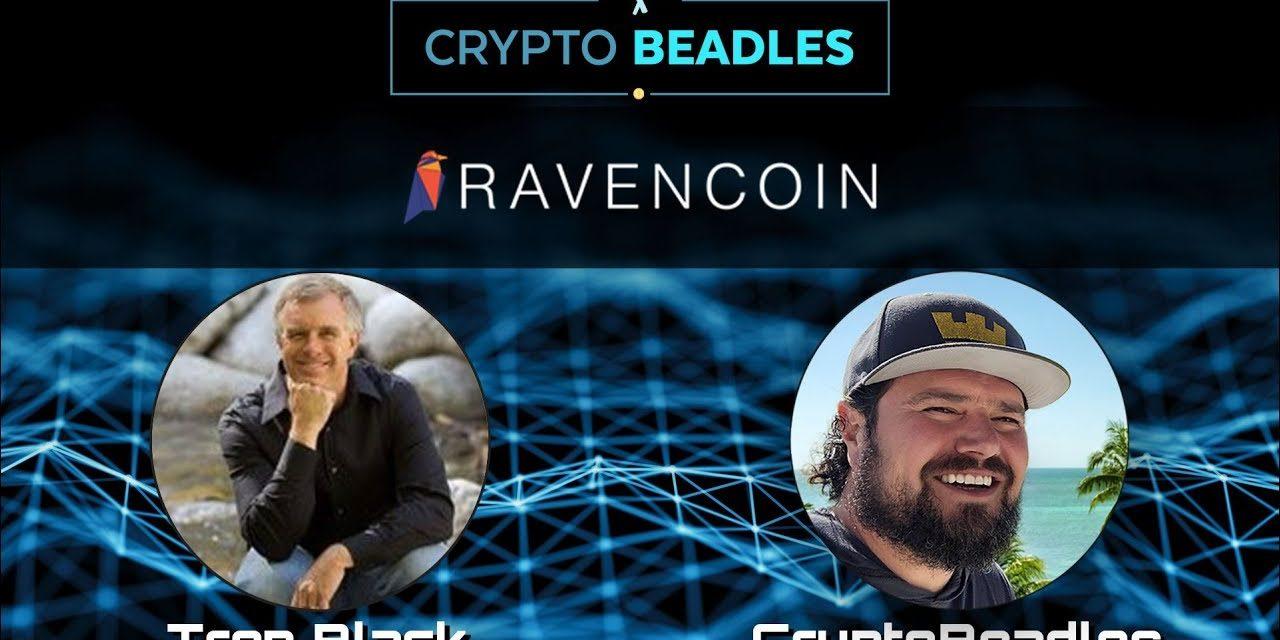 ⎮Ravencoin⎮Blockchain and Crypto talk with Tron Black⎮RVN⎮