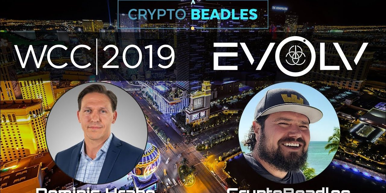 World Crypto Con ⎮ Vegas Blockchain Week ⎮ Huge Crypto News! ⎮WCC 2019