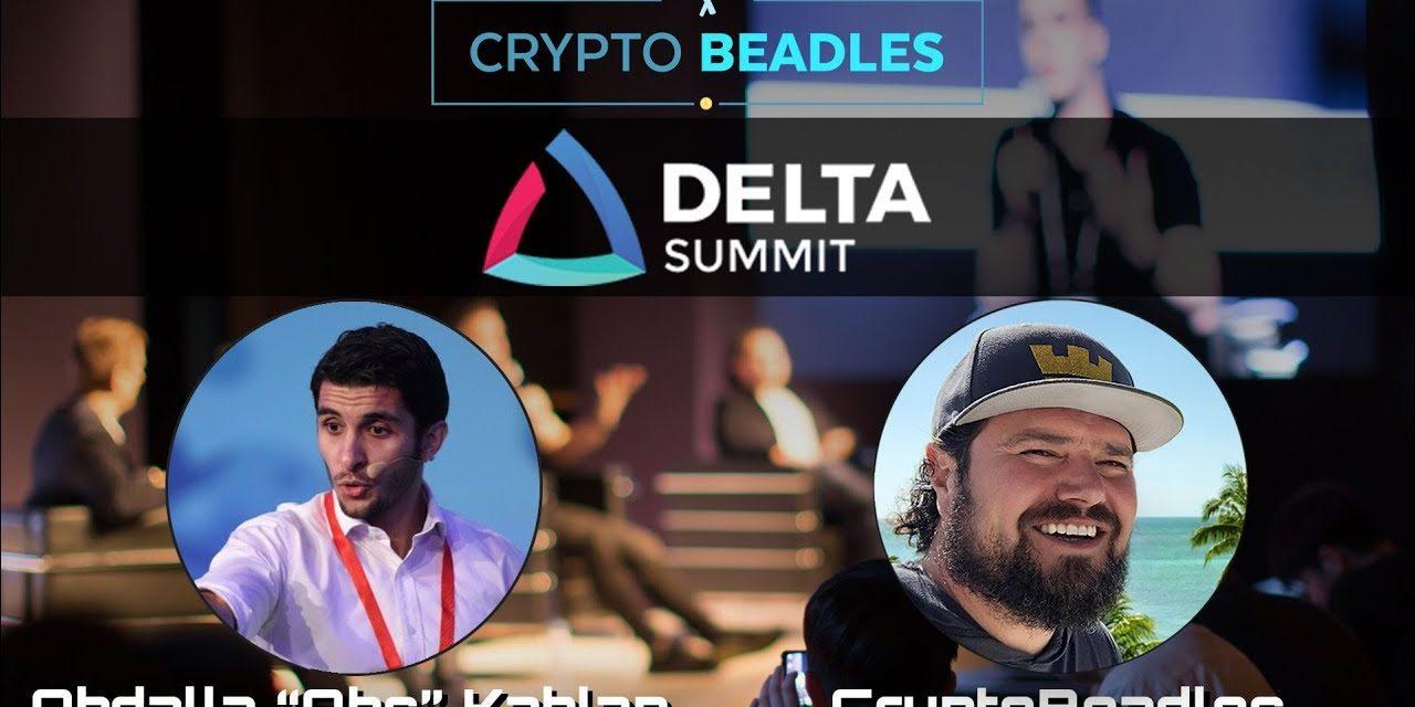 Delta Summit In Malta⎮Crypto & Blockchain Island⎮50% Off Tickets Limited Time!