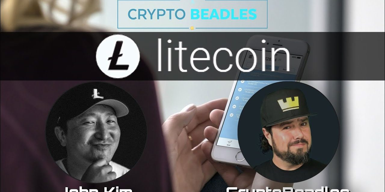 Charismatic and fun chat with Litecoin Blockchain Evangelist John Kim ⎮Crypto⎮LTC⎮
