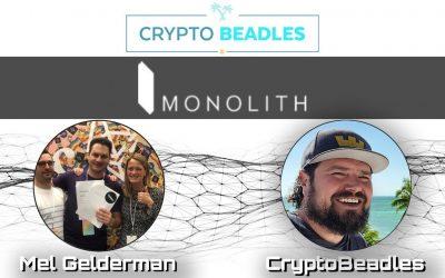 Monolith to tackle Blockchain and Crypto Mass Adoption?