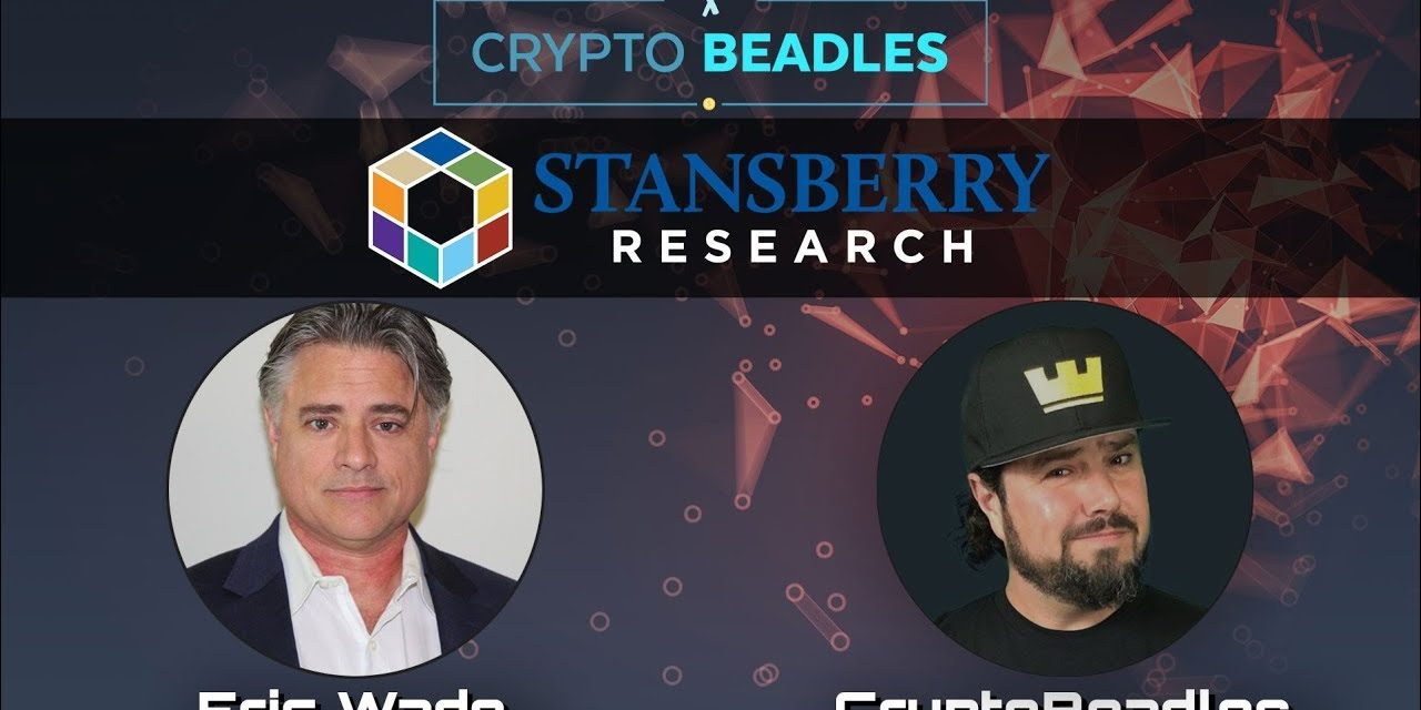A Fun chat with Crypto Capital Editor Eric Wade⎮Blockchain⎮