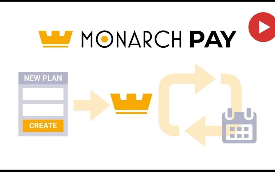 MonarchPay: Start Accepting Recurring Crypto Payments Today!