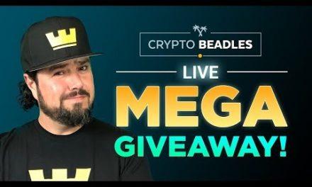 MEGA GIVEAWAY! $800 Bitcoin Cash, 2 Antminer S9, 17,000 Monarch Tokens, Crypto and Blockchain AMA