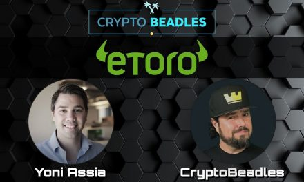 A don't miss chat with Yoni Assia CEO of Etoro⎮Crypto⎮Blockchain⎮Bitcoin⎮