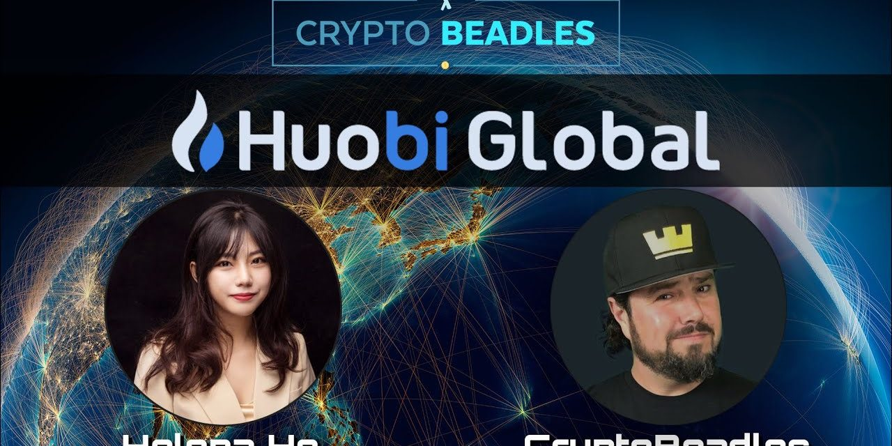 Huobi Global trying to kick a big dent in the Crypto and Blockchain Exchange World, hear how
