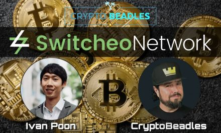 Coindesk Live Switcheo interview! ⎮Blockchain⎮Crypto⎮From Singapore⎮