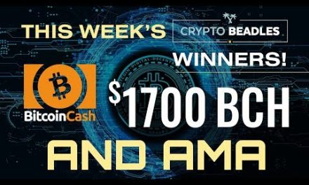 LIVE $1,700 In BCH giveaways, Crypto, Bitcoin, Blockchain AMA and MORE!