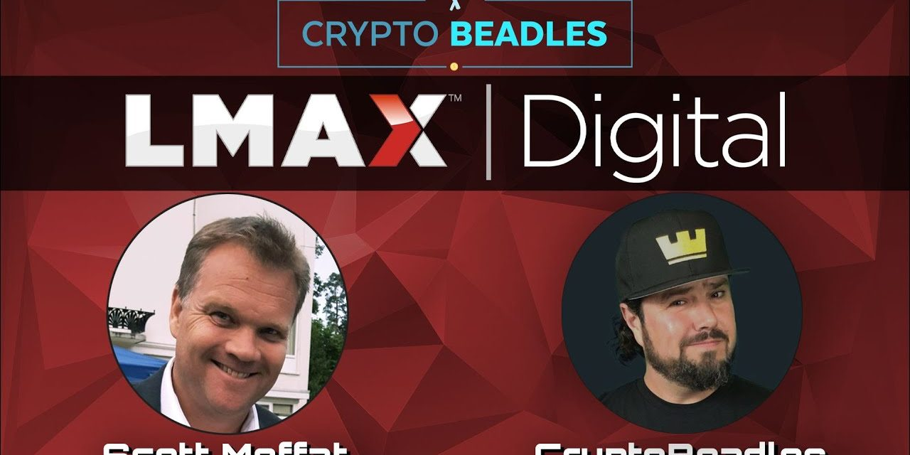LMAX Digital from Forex to a Crypto Exchange too. Hear why they made the move to Blockchain!