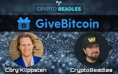 GiveBitcoin to bring people into crypto while educating them on blockchain💥💪