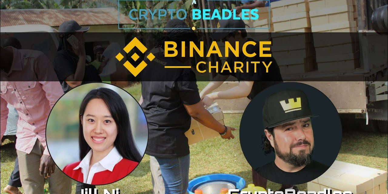 ⎮Binance Charity⎮Crypto Exchange using BNB and Blockchain to help those in need