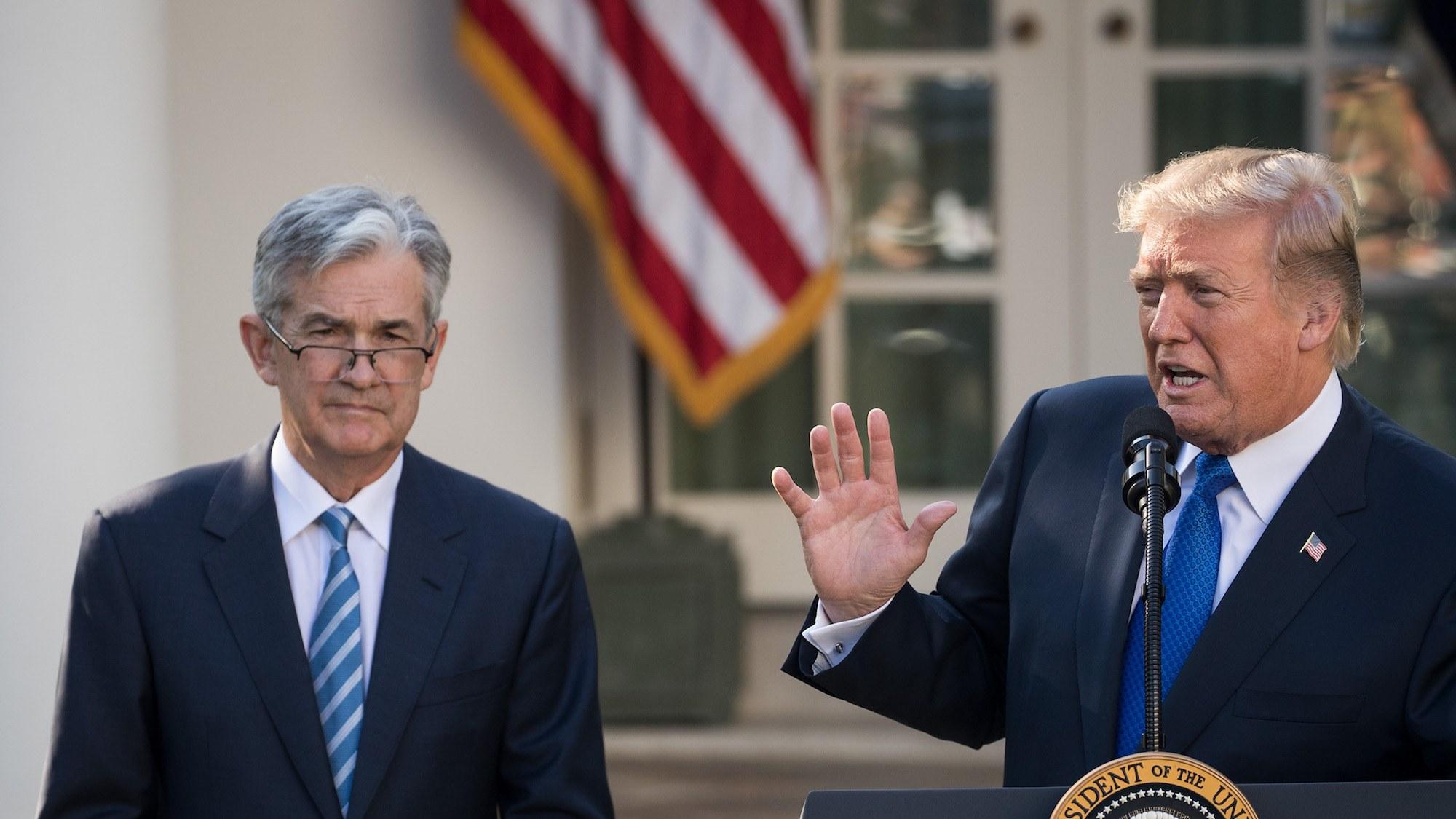 Trump Pressures Fed for More Rate Cuts as Mega-Banks Drain the Balance Sheet