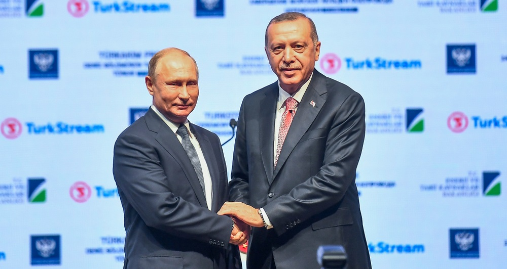 Turkey Throws Another Wrench Into the USD's Works and Joins Russian Swift