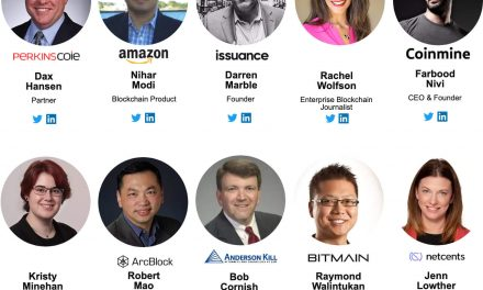 Execs from Amazon, Samsung, Intel, IBM, and Bitmain to speak at TF4 Blockchain Conference in Seattle