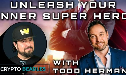 Super Coach to the stars Todd Herman talks success, the Alter Ego Effect, and Bitcoin!