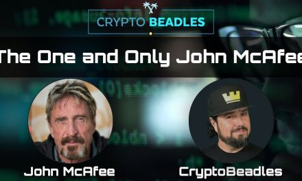 John McAfee on taxes, blockchain, using crypto, to living on the run from the CIA!