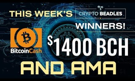 LIVE💥 $1,400 In BCH and Monarch Token giveaway! Crypto, Bitcoin, Blockchain AMA and MORE!