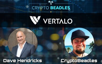Vertalo Update! From the Crypto Invest Summit Los Angeles! ⎮Blockchain⎮