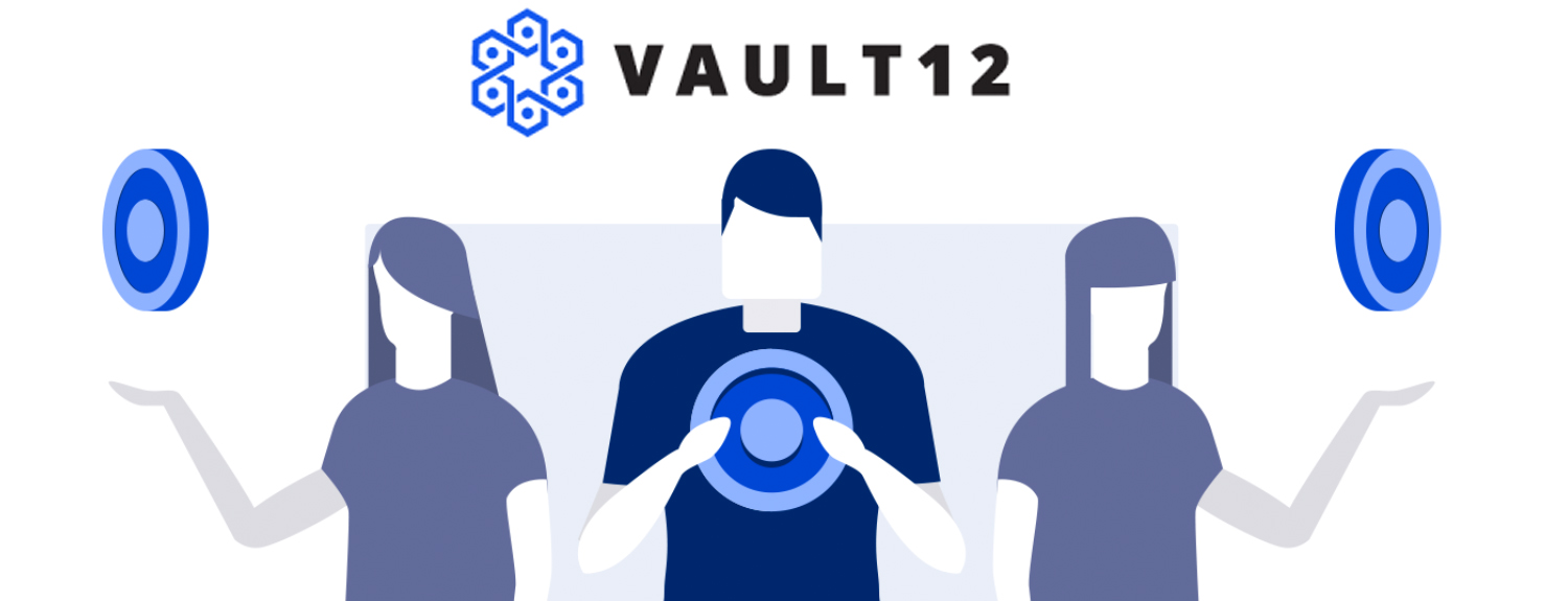 Trusted Friends Can Become Crypto Custodians with the Vault12 Platform