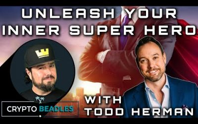 Todd Herman Talks The Alter Ego Effect, Success, and Bitcoin with Crypto Beadles