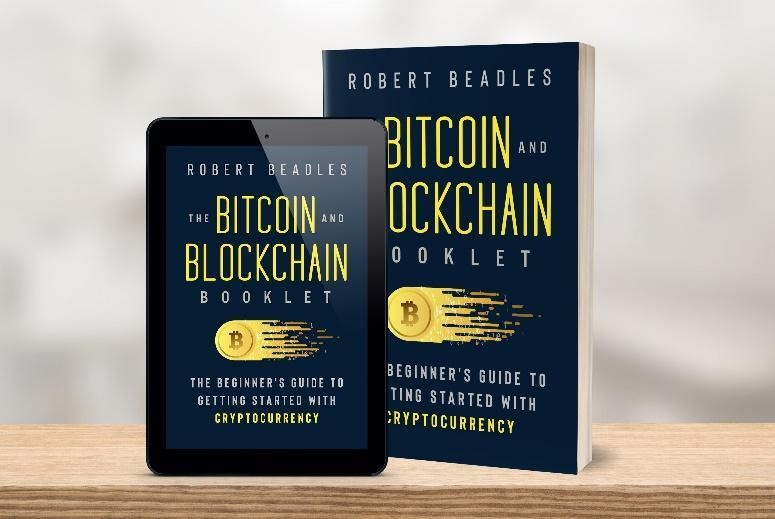 Robert Beadles Writes to New Crypto Enthusiasts in His Debut Offering
