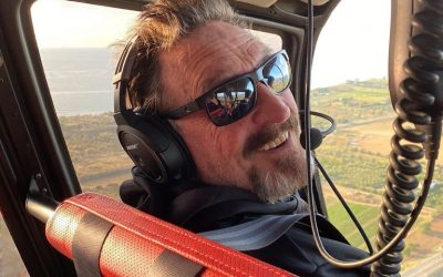 John McAfee Weighs in on Maximalism, Epstein's Death, and 'the Greatest Gift Since Fire'
