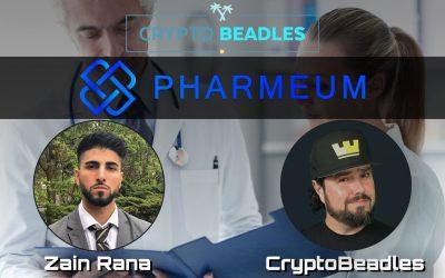 Pharmeum Blockchain and Crypto Big Data Solutions Update Video!