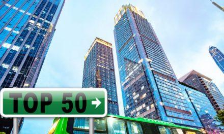 Shenzhen Stock Exchange Launches Index of Top 50 Blockchain Public Companies