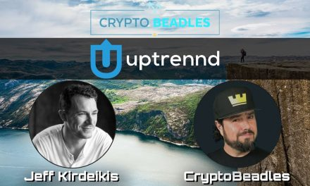 Are you trending on Uptrennd? 2,000 FREE Welcome Points⎮Crypto⎮Blockchain⎮
