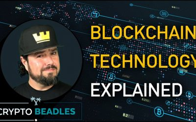 What's Blockchain? How does Blockchain Work?⎮Bitcoin⎮Crypto⎮