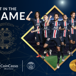 Paris Saint-Germain Teams up With Cryptocurrency Exchange Platform CoinCasso