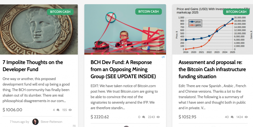 Bitcoin.com Update: Dev Fund Proposal 'Will Not Go Through' Without More Agreement
