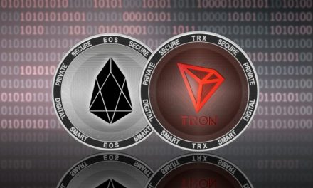 Ethereum, Tron and EOS Control 98% of All Dapp Volume