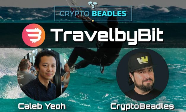 Use Crypto or credit card and TravelByBit⎮Blockchain⎮Bitcoin⎮