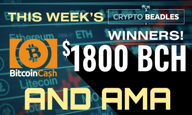 One Thousand Eight Hundred Dollars in LIVE Giveaways! AMA and More!⎮Blockchain⎮Bitcoin⎮Crypto⎮