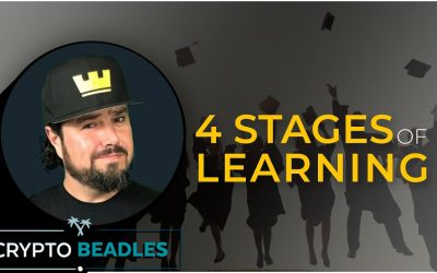 What are the 4 Stages of Learning? How do we learn?