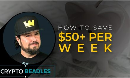 HOW TO SAVE $50+ PER WEEK⎮How do you save money?⎮